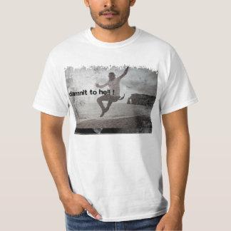 dammit tシャツ