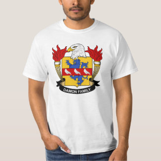 Damonの家紋 Tシャツ