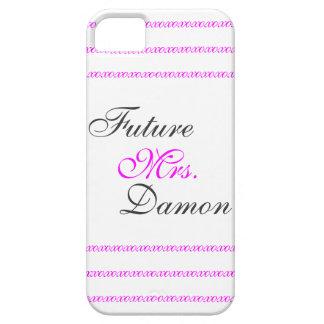 Damon未来の夫人 iPhone SE/5/5s ケース