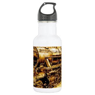 DampflokのロコモーティブのヴィンテージF033 ウォーターボトル