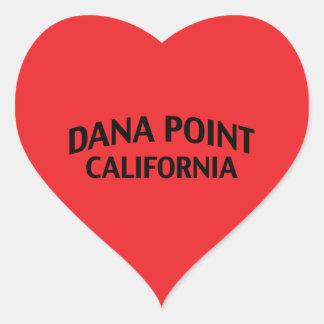 Dana Pointカリフォルニア ハートシール