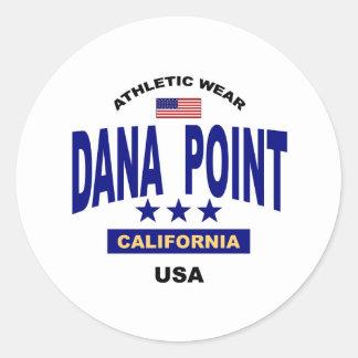 Dana Pointカリフォルニア ラウンドシール