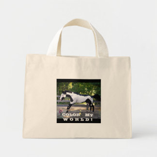 DANCERPAINTEDPICペンキの世界! 、色   … ミニトートバッグ