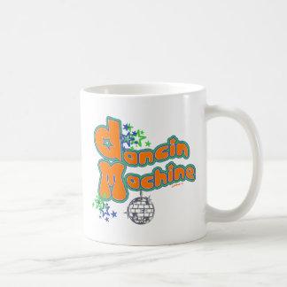 Dancin機械マグ コーヒーマグカップ