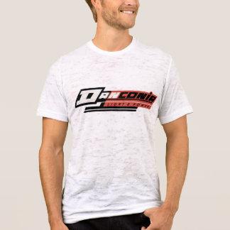 D'ANCONIAライト及び力 Tシャツ