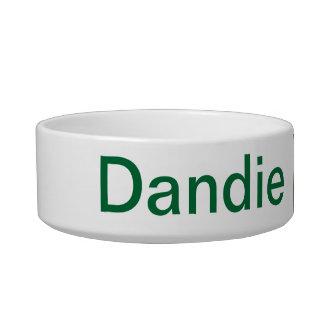 Dandie Dinmontテリア犬ボール ボウル