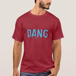 """Dang""のTシャツ Tシャツ"