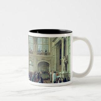 DangeauのPhilippe de Courcillon Marquis ツートーンマグカップ