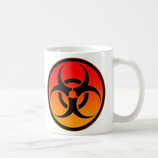 dangerous mark コーヒーマグカップ