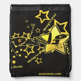 DaniDevastationのためのBlox3dnyc.comのurbanstarデザイン ナップサック