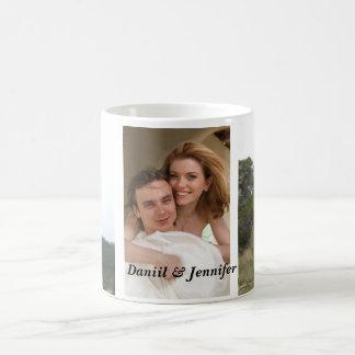 Daniil及びジェニファーは私とマグ結婚します マジックマグカップ