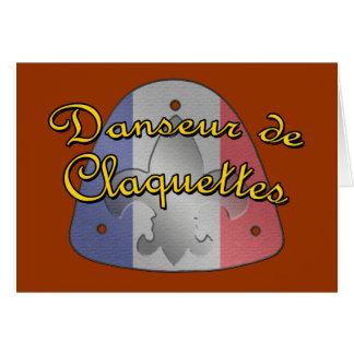 Danseur de Claquettes カード
