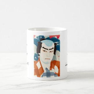 Danshichi Natori ShunsenとしてJitsukawa Enjaku俳優 コーヒーマグカップ