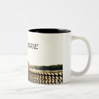 Danube川 ツートーンマグカップ