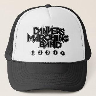 Danversの《鳥》ハヤブサのマーチングバンド キャップ