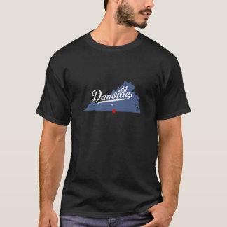 DanvilleヴァージニアVAのワイシャツ Tシャツ