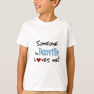 Danville Tシャツ