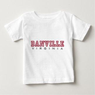 Danville、VA - Ltrs ベビーTシャツ