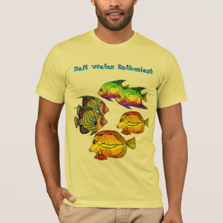 DaorgesのAngelfish Tシャツ