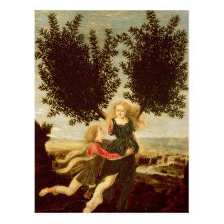 Daphneおよびアポロ、c.1470-80 ポストカード