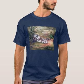 DaphneのヘビメンズTシャツ Tシャツ