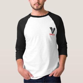 Daphneは…小型のロゴを言います Tシャツ