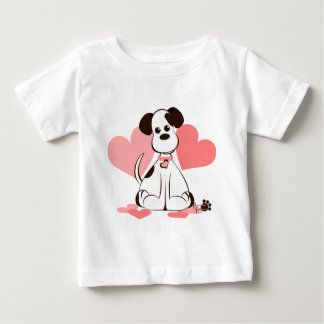 Daphne採用された犬 ベビーTシャツ