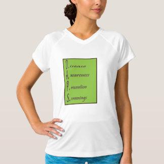 DAPSのロゴのワイシャツ Tシャツ
