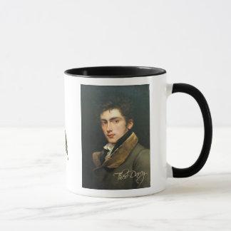 Darcyの兄弟のマグ マグカップ
