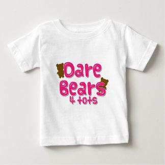 DareBearsの服装 ベビーTシャツ