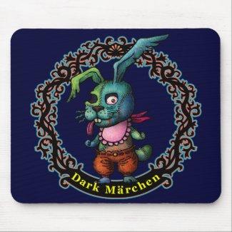 Dark Rabbit マウスパッド