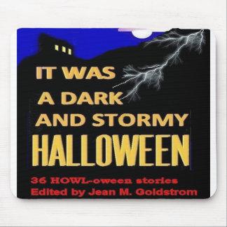 Dark&Stormyハロウィンのmousepad マウスパッド