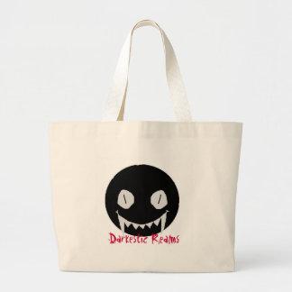 Darkesticの王国のバッグ ラージトートバッグ