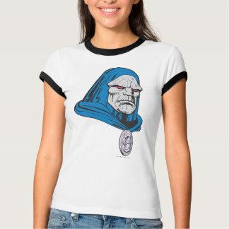 Darkseidのヘッド打撃 Tシャツ