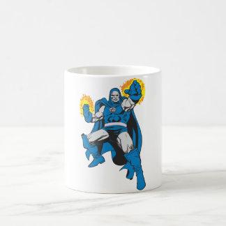 Darkseid及びオメガ力 コーヒーマグカップ