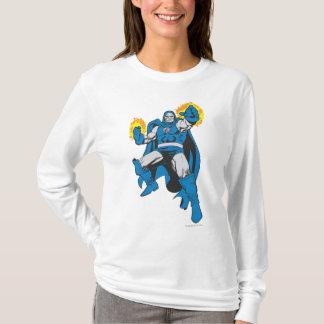Darkseid及びオメガ力 Tシャツ