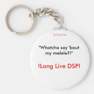 Darksydephil -長くDSPは住んでいます! キーホルダー