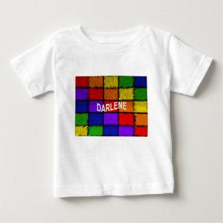 DARLENE ベビーTシャツ
