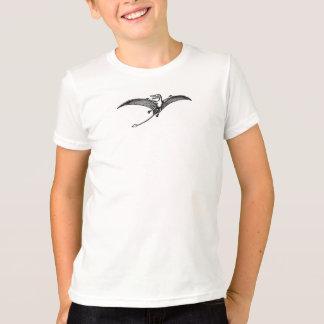 Darwinopterusの飛んでいるな恐竜 Tシャツ