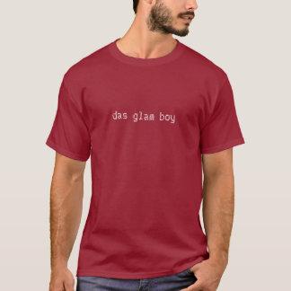 dasの魅力の男の子 tシャツ