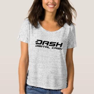 Dash Womens T-Shirt Digital Cash Tシャツ