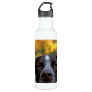 Dat犬はだれですか。 ウォーターボトル