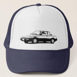 Datsun日産のパルサーEXAターボ1984年 キャップ