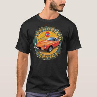 Datsun 240zサービス印 tシャツ