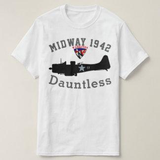 """Dauntless Warkites """"中間の1942年"""" Tシャツ"""