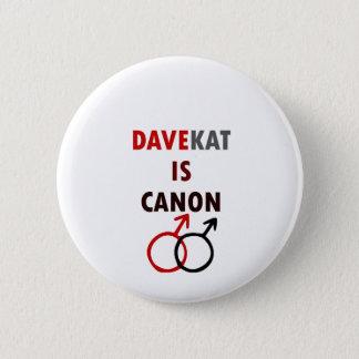 Davekatはですキャノン(v1) 缶バッジ