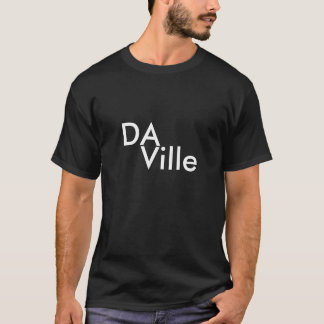 DAVille T Tシャツ