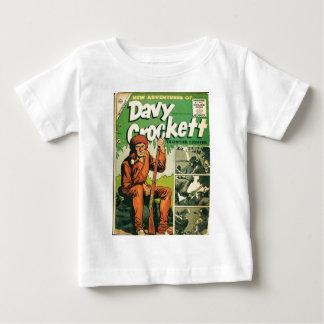 Davy Crockett ベビーTシャツ