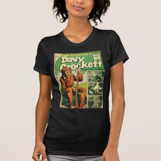 Davy Crockett Tシャツ