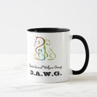 DAWGのマグ マグカップ